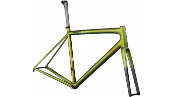 Specialized S-Works Aethos 28 road bike frame kit gloss snake eye chameleon/monocoat black 2021