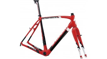 Specialized Crux Pro Carbon OSBB Rahmenkit red/black/white Mod. 2013