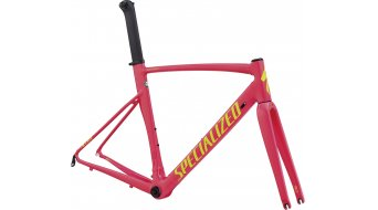 "Specialized Allez Sprint 28"" Rennrad Rahmenkit acid pink/team yellow Mod. 2018"