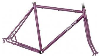 Surly Straggler 700C Cyclocross kit de cuadro tamaño 42cm glitter dreams Mod. 2015