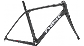 "Trek Domane SLR 28"" road bike frame kit solid charcoal/Trek black 2020"