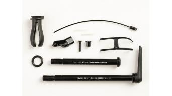 "Trek Émonda SLR Disc 28"" Rennrad Rahmenkit Gr. 47cm matte/gloss black Mod. 2020"