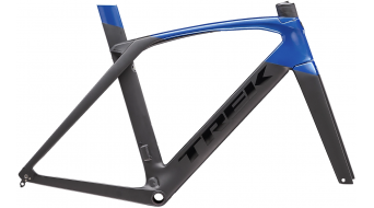 "Trek Madone SL disc 28"" road bike frame kit mat black/gloss alpine blue 2020"