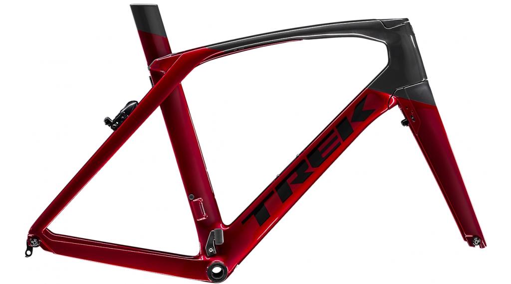 "Trek Madone SLR 28"" Rennrad Rahmenkit Gr. 52cm rage red/Trek black Mod. 2020"