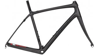 Trek Domane 6 vélo de course jeu de cadre taille mat dnister black/trek black Mod. 2016
