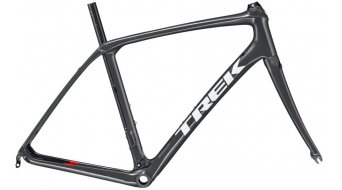 "Trek Domane SLR 28"" road bike frame kit solid charcoal/Trek black 2019"