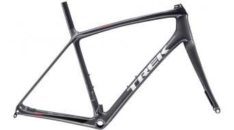 "Trek Émonda SLR disc H2 28"" road bike frame kit size 62cm solid charcoal/Trek black 2019"