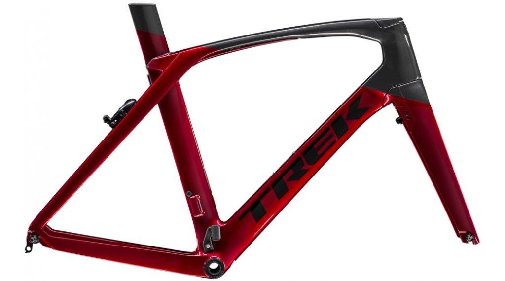 "Trek Madone SLR 28"" road bike frame kit size 62cm rage red/Trek black 2019"