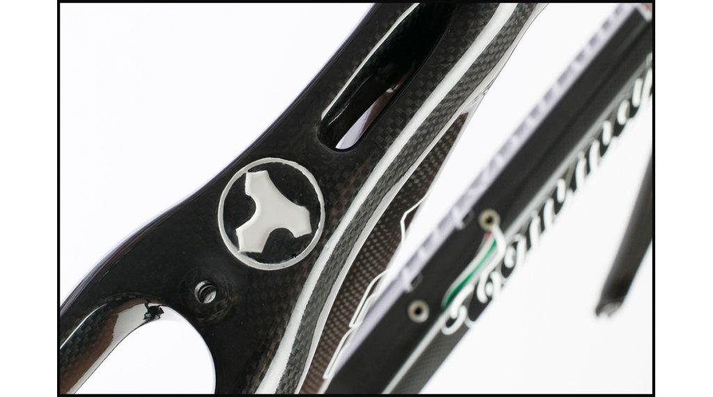 Tommasini VLC-3 carbono bici carretera kit de cuadro incl. Fktos ...