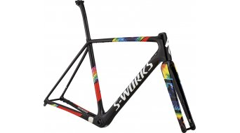 "Specialized S-Works Crux 28"" Cyclocrosser Rahmenkit light black/rocket red/white Mod. 2018"