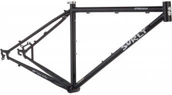 Surly Straggler 700C Cyclocross rámový set closada black model