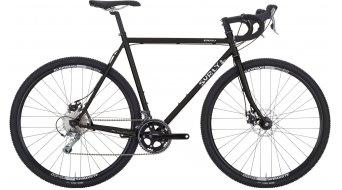 Surly Straggler 28 Cyclocross 车架组 型号 54.0厘米 gloss black 款型 2021