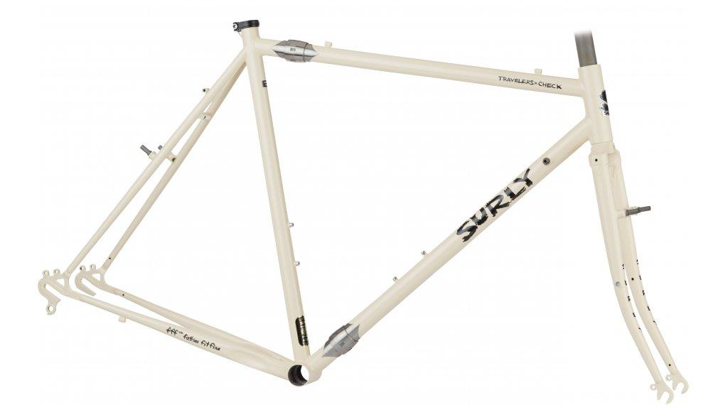 Surly Travelers Check S&S 700C Cyclocross kit de cuadro grandma\'s ...