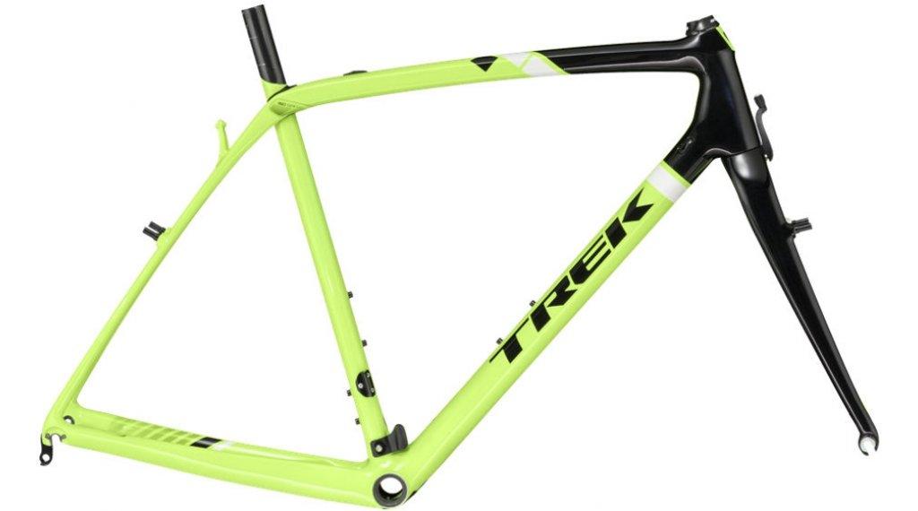 Trek Boone Cyclocrosser kit de cuadro voltios verde/trek negro/trek ...