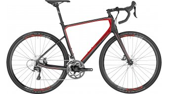 Bergamont Prime G countour urance 6.0 carbon 28 road bike bike black/red/white (matt/shiny) 2017