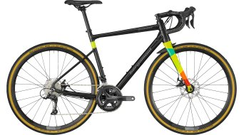 "Bergamont G countour urance 5.0 28"" road bike bike black/grey/lime (matt/shiny) 2018"