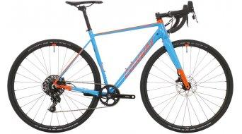 "Conway GRV 800 aluminio 28"" Gravelbike bici completa azul/naranja Mod. 2019"