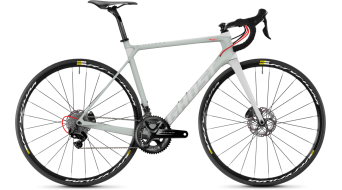 "Ghost Nivolet X9.8 LC and 28"" road bike bike size S white/white/red 2018"