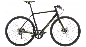 KONA Esatto Fast bici completa . black/green mod. 2016