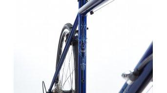 Kona Penthouse Komplettrad Stahl Rennrad Gr. 54cm blue Mod. 2016