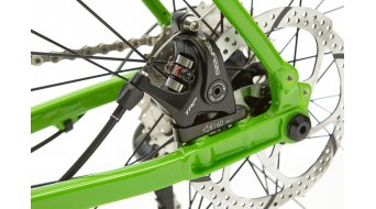 "KONA Rove NRB 27,5"" bici completa mis. 56cm gloss lime/green & aperto-white decals mod. 2018"