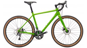 "Kona Rove NRB 27,5"" Komplettrad gloss lime/green & off-white decals Mod. 2018"