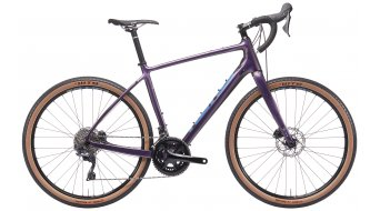 KONA Libre 650 enrban fiets deep purple model 2019