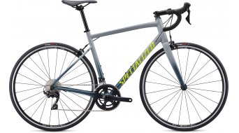 "Specialized Allez E5 Elite 28"" Rennrad Komplettrad Gr. 44cm gloss cool grey/cast battleship fade/slate clean Mod. 2020"
