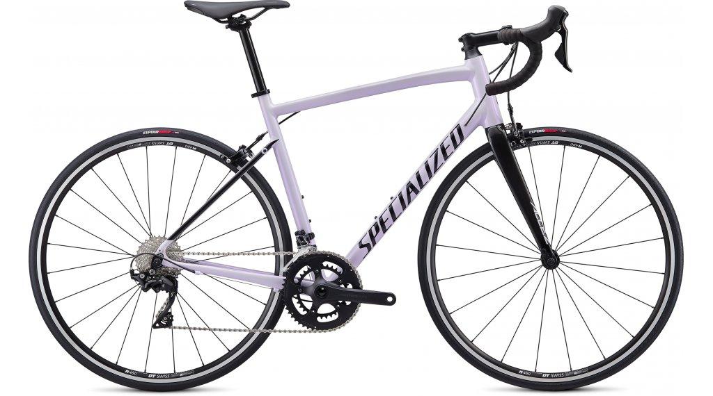 """Specialized Allez E5 Elite 28"""" Rennrad Komplettrad Gr. 44cm gloss UV lilac/tarmac black Mod. 2020"""