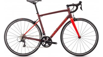 "Specialized Allez E5 Sport 28"" Rennrad Komplettrad Gr. 56cm satin/gloss crimson/rocket red Mod. 2020"