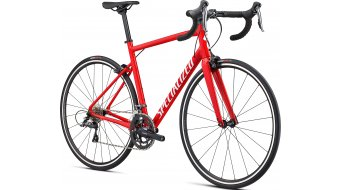 "Specialized Allez E5 28"" Rennrad Komplettrad Gr. 44cm gloss flo red/white clean Mod. 2020"