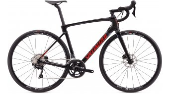 "Specialized Roubaix Sport 28"" Rennrad Komplettrad Gr. 52cm gloss carbon/rocket red/black Mod. 2020"