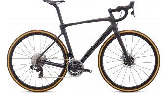 "Specialized S-Works Roubaix SRAM eTap AXS 28"" silniční kolo úplnýrad velikost 49cm satin caron-tarmac black/black crystal/black reflective model 2020"