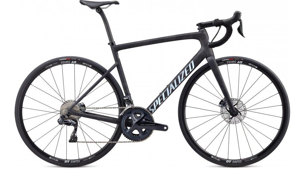 """Specialized Tarmac SL6 Comp Disc Ultegra Di2 28"""" bici da corsa bici completa mis. 54cm satin carbonio/nero/nero reflective mod. 2020"""