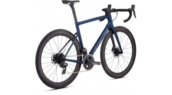 """Specialized Tarmac SL6 Pro disque eTAP 28"""" vélo de course vélo taille 44 gloss teal tint/black reflective/clean Mod. 2020"""