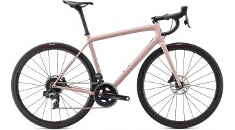 Specialized Aethos na SRAM Force eTap AXS 28 silniční kolo úplnýrad gloss blush/satin tarmac black model 2021