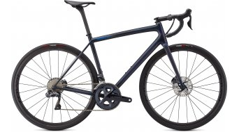 Specialized Aethos Pro Shimano Ultegra Di2 28 Rennrad Komplettrad satin blue murano/carbon/cobalt Mod. 2021