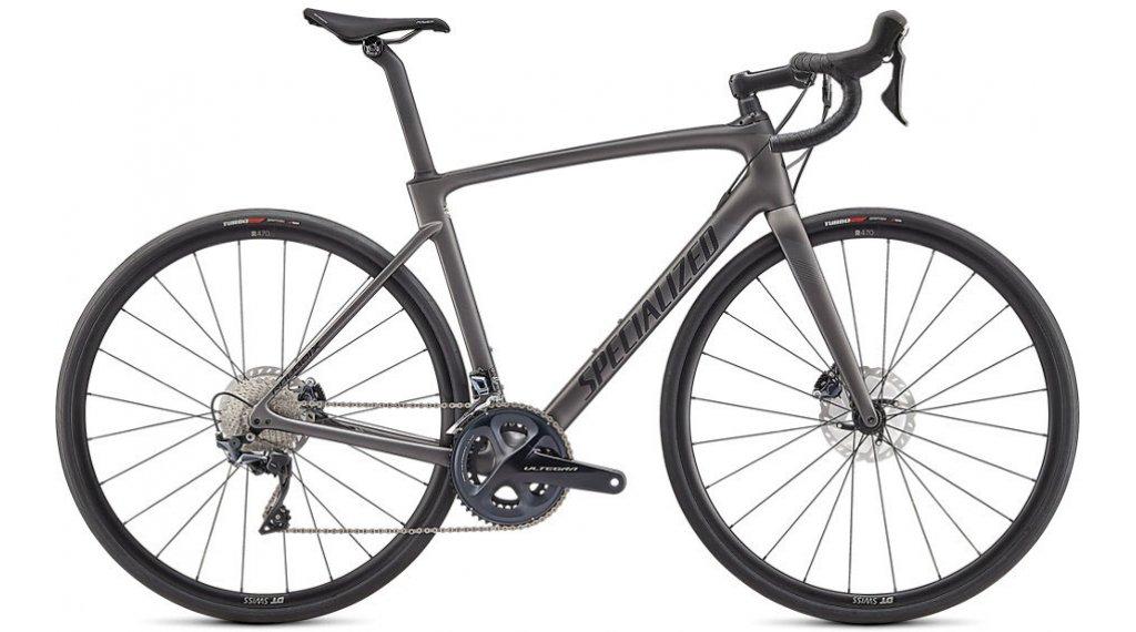 Specialized Roubaix Comp 28 bici carretera bici completa tamaño 56cm satin smoke/carbono negro Mod. 2021