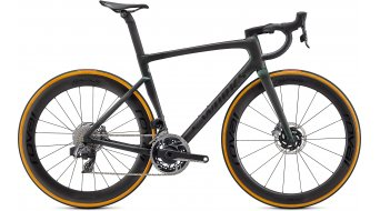 Specialized S-Works Tarmac SL7 Sram Red eTap AXS 28 silniční kolo úplnýrad carbon/color run silver green model 2021