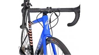 Specialized Tarmac SL6 Comp 28 bici carretera bici completa tamaño 54cm sky azul/blush/tarmac negro Mod. 2021