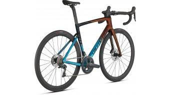 Specialized Tarmac SL7 Expert 28 Rennrad Komplettrad Gr. 54cm ultra turquoise/red gold pearl/black Mod. 2021