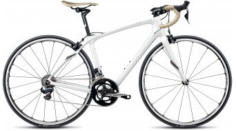 Specialized Women S-Works Ruby Di2 C2 Rennrad white/silver/gold Mod. 2013