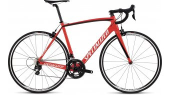 Specialized Tarmac Elite Rennrad Komplettrad Gr. 54cm rocket red/tarmac black/white Mod. 2016