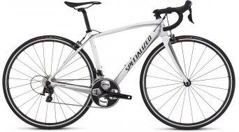 Specialized Amira SL4 Sport Rennrad Komplettrad Damen-Rad Gr. 56cm gloss metallic white/charcoal/silver Mod. 2016