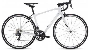 Specialized Ruby Comp Ultegra Di2 Rennrad Komplettrad Damen-Rad Gr. 44cm gloss metallic white/white Mod. 2016