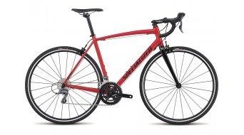 Specialized Allez E5 28 Rennrad Komplettrad Gr. 58cm flo red/tarmac black Mod. 2017