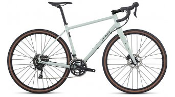 Specialized Sequoia Elite 28 Gravelbike úplnýrad california white sage/graphite model 2018