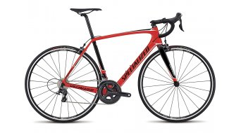 Specialized Tarmac Comp 28 Rennrad Komplettrad rocket red/tarmac black Mod. 2017