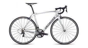 Specialized Tarmac Expert 28 Rennrad Komplettrad Gr. 54cm metallic white/tarmac black Mod. 2017 - TESTBIKE Nr. 11