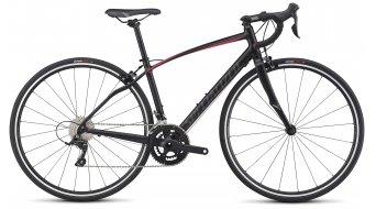 Specialized Dolce Sport 28 Rennrad Komplettrad Damen-Rad tarmac black/rainbow flake pink/warm charcoal Mod. 2017